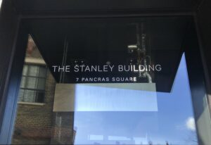 The Stanley Building, Seven Pancras Square, 7 King's Boulevard