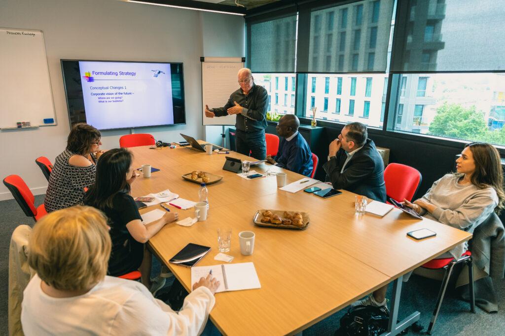 Leadership and Management training programs at LBTC